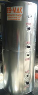 Es-Mak Sıcak Su Üretici Hızlı Boyler