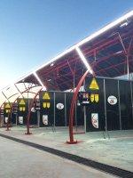 Self Servis Oto Yıkama  Alanı Merkezi Oto Yıkama Sistemleri Petrollere Ve Otoparklara Özel Projeler