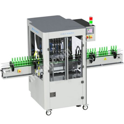 Automatic Detergent Filling Machine