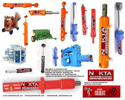 İş Makinası Kova Pompası Tamiri, İş Makinası Kürek Lifti Satış, İş Makinası Kürek Silindiri Satış,