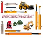 İş Makinesı Hidrolik Piston Satış, İşmakinesi Hidrolik Pompa Satış, İş Makinesi Hidrolik Lift Satış