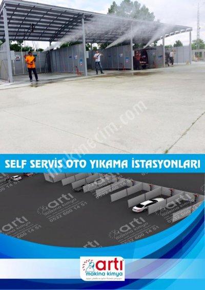 Satılık Sıfır JETONLU SELF SERVİS OTO YIKAMA  ALANLARI MERKEZİ OTO YIKAMA SİSTEMLERİ JETONLU MAKİNALAR PETROLLERE Fiyatları Kocaeli (İzmit) paralı self servis oto yıkama ekipmanları