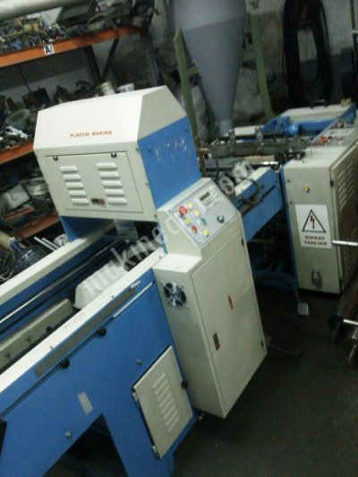 Satılık İkinci El Robot poşet kesim Fiyatları Ankara poşet kesim,robot kesim,ambalaj makinesi,bera makina,uğur kalali,poşet makinaları,poşet tesisi