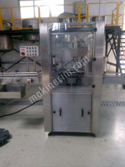 Fırsat Ürün Sıfır 6 Gözlü Sıvı Dolum Makinesi    Siparişe İmalat 14500 Tl