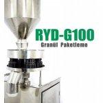 Renas Halbautomatische Abfüllmaschine Granule