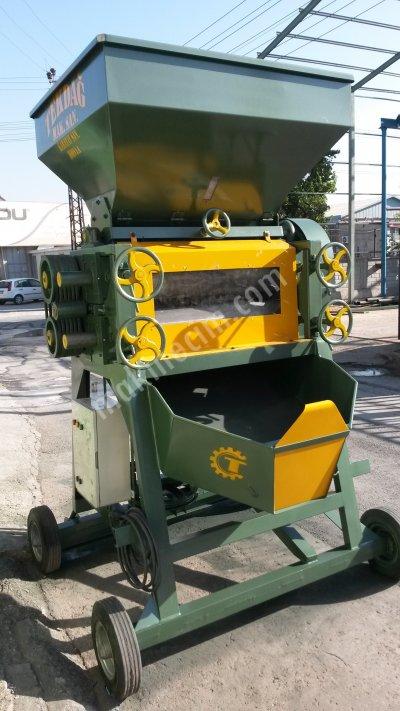 Td1000 4 Toplu   Teker Dönerli Yeni Model Ezme Makinesi