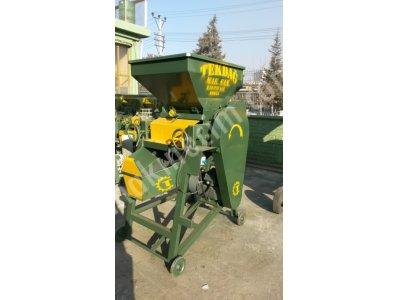 Td60 Lik Çelik 2  Toplu  Dinamalı Yeni Model Ezme Makinesi