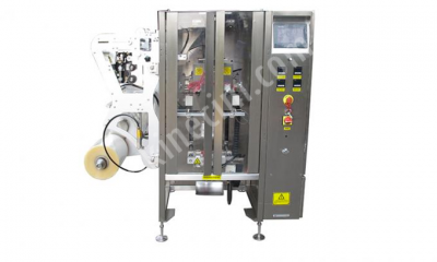 4 Sides Sealing Packaging Machine
