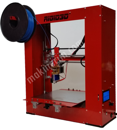 RIGID3D Zero 3D Printer / Yazıcı