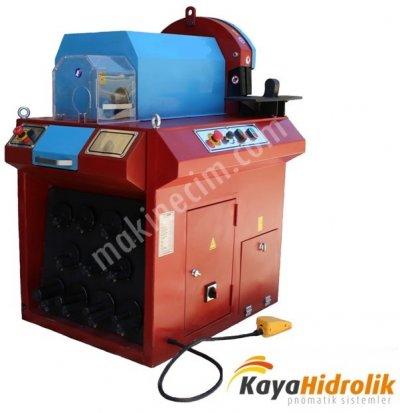 Hidrolik Hortum Kesme Ve Soyma Makinası