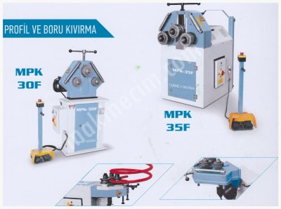 profile pipe bending machine
