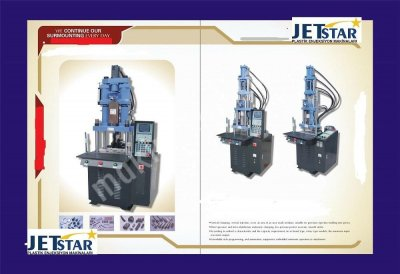 Satılık Sıfır Dik enjeksiyon makinesi Fiyatları Bursa plastik,enjeksiyon