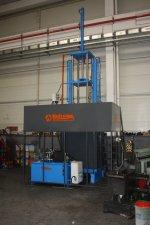 Hydraulic Press ..hidrogüç Otomatik Bronş Taşıma Ve Çekme Presi