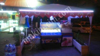 20K  Dondurma Reyonu 20 Küvetli / Kovalı