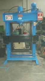 Hydraulic Press ..hidrogüç  Atölye Presleri