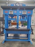 Hydraulihydraulic Press ..c Presses - Hot Rubber Presses