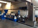 İzmir Teknik Makina Plastik Makinaları - 130'luk Granül Makinası
