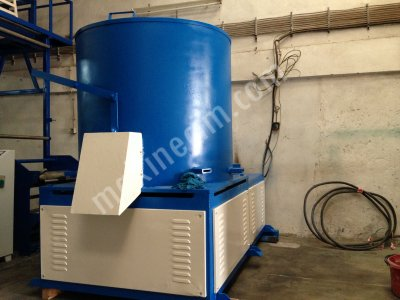 İzmir Teknik Makina - 120'lik Agromel Makinaları