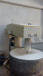 22Kw Dispersion Machine