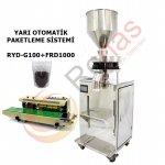 Renas Yarı Otomatik Çay Paketleme Makinası