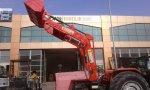 Traktör Ön Yükleyici Takmatik Düz Kovalı Kepçelerde Bahar Kampanyası