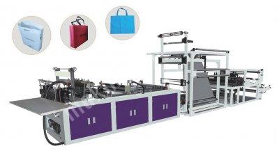 Satılık Sıfır Tam otomatik ultrasonik nonwoven çanta yapma makinesi Fiyatları Konya tam otomatik ultrasonik çanta yapma makinası,ultrasonik çanta makinesi,ultrasonik dikiş makinesi.