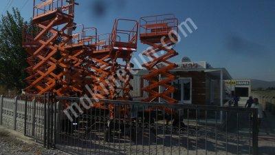 Satılık 2. El makaslı platformda en iyi yerli üretim puma Fiyatları İzmir makaslı platform,makaslı asansör,makaslı lift,platform