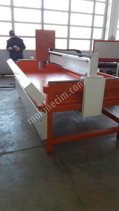 Mermer / Granit 4 Kafa Profil Makinası ( A Tip) | Ün Kardeş Makina Sanayi