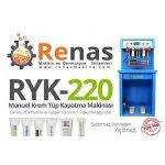 Renas Machine 10 To 300 Ml Of Liquid Filling Machine Semi-Automatic Dual-Nozzle