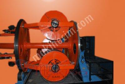 Çimli Çit Teli İmalat Makinesi