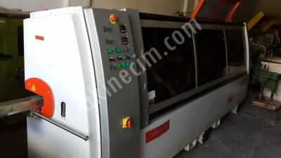 Turanlar Teb 601 Full Kanallı 2005 Model Kenar Bantlama Makinesi