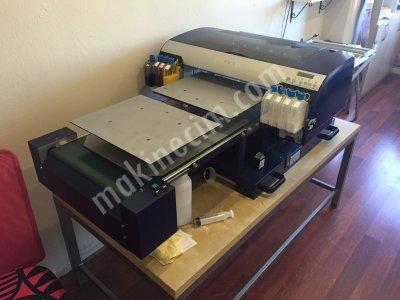 Dijital Tişört Baskı Makinesi