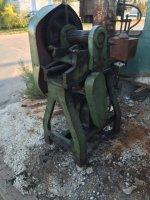 Makaz Makinesi  Makaz Kıvırma Şekillendirme