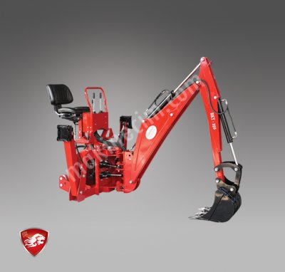 Arka Kazıcı (Beko Loader)-Alp-08 Bky 250