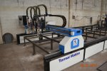 Cnc Oxy-Plasma Cutting Systems