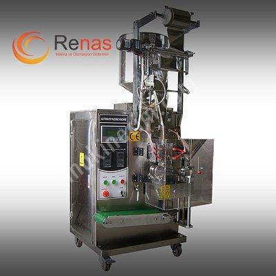 Tam Otomatik Sıvı Paketleme Makinası Renas Makina Rpm60S
