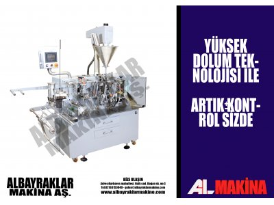 Satılık Sıfır Yatay Toz Dolum Makinesi Fiyatları İstanbul toz dolum makinesi, yatay toz dolum, zarf tipi toz dolum, kare dolum makinesi, baharat makinesi, paketleme makinesi