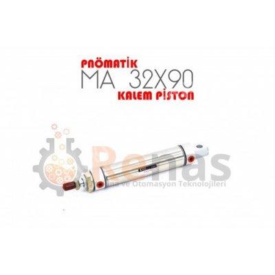 Renas 32X90 Pnömatik Kalem Piston