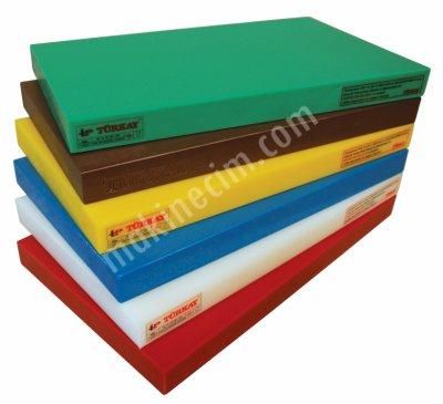 Satılık Sıfır Polyemit Polietilen Tabla Fiyatları Konya polyemit,polyamit,polietilen tabla,polietilen levha,et kütük,kesme tahtası,renkli kesme tahtası,plastik et kütüğü,et kesme tahtası