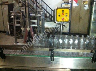 Bitkisel Zeytin Yağ Ve Sıvı Ürün Dolum Makinaları