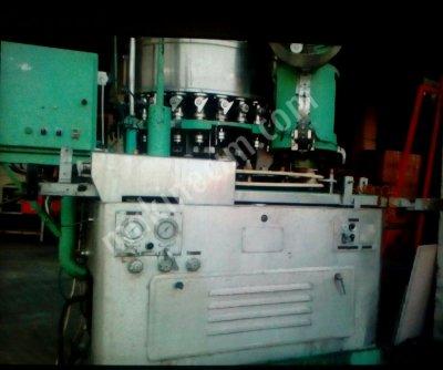 Satılık 2. El Gazlı Dolum Makınası Fiyatları  2elmakina,gazlı dolum makinası