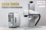 Faser-Laser-Markiermaschine