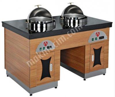 Satılık Sıfır Açık Büfe Çorbalık Fiyatları Konya açık büfe endüstriyel mutfak