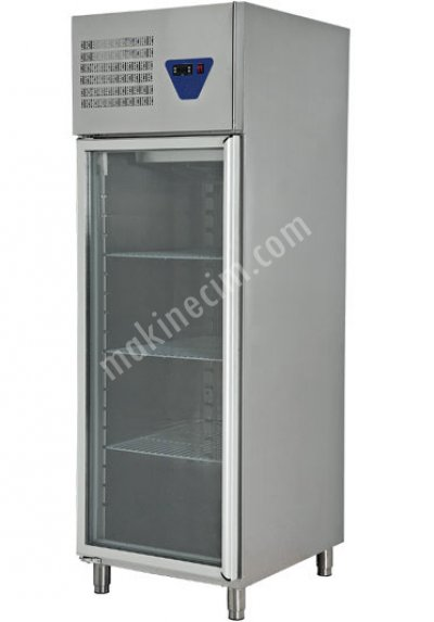 Dik Camlı Tip Buzdolabı