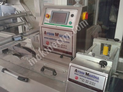 İkram Seti Paketleme Makinesi