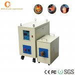 40KW Medium Frequency Induction Heating Machine For Fasteners Forging