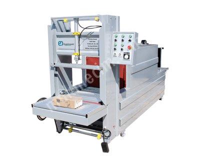 Turangil Tgs3060 Tam Otomatik Önden Beslemeli 60X45 Tünelli Polietilen Shrink Ambalaj Makinesi