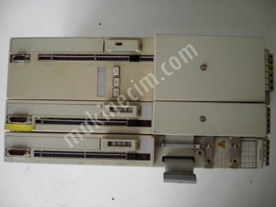 Simodrive Am-Module 6Sc 6110-5Da00 + 2Adet Vorschubnodule
