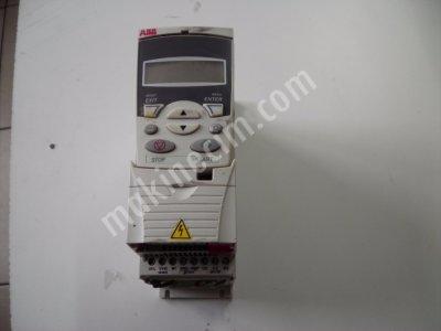 Satılık İkinci El ABB ACS355-03E-07A3-4 3.3kW(3HP) Frekans Dönüştürücü Fiyatları İstanbul ABB ACS355-03E-07A3-4 3.3kW(3HP) Frekans Dönüştürücü,Frekans Dönüştürücü bulunmaktadır,Cihaz tamirleri yapılır,Yönmaksan Elektronik
