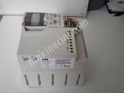 Satılık İkinci El ABB ACS355-03E-12A5-4 Frekans Dönüştürücü 5.5kW Fiyatları Denizli Yönmaksan Elektronik,ABB CİHAZLARI TAMİRİ,abb cihazları onarımı,abb cihazları bakımı